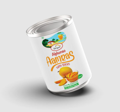 Devgad Mango Aamras without Sugar